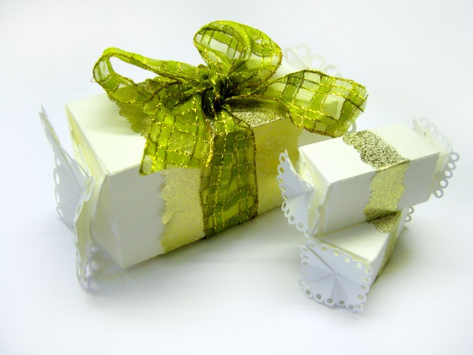 Bonbon-Verpackung
